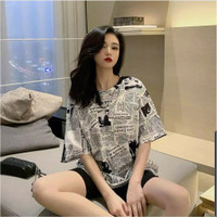 baju oversize korea wanita