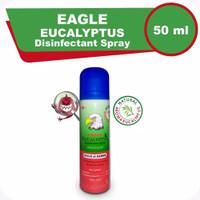 eagle eucalyptus disinfektan spray 50 ml