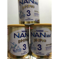 NAN Kid PH PRO 3 800 GRAM NESTLE SUSU BPOM