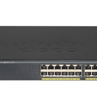 BEST PRICE.. CISCO Catalyst WS-C2960X-24ts-LL Managed & Rack Mountable