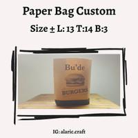 paper bag custom untuk makanan