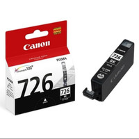 Canon Catridge Cl 726 original For ModeiP4870/ 4970, MG5170/ 5270/ 537 - Hitam