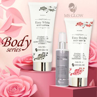Ms glow paket body value set