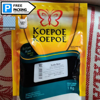 Soda Kue 1kg Koepoe Koepoe / Baking Soda 1 kg READY Grosir Murah