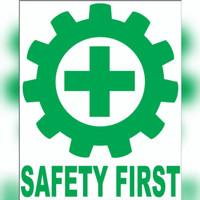 STICKER CUTTING LOGO K3 SAFETY FIRST