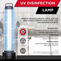 UV Disinfection 36 watt - sterilisasi ruangan