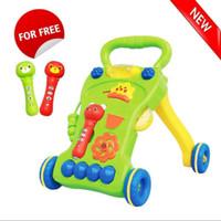 baby push walker/alat bantu jalan bayi/mainan bayi