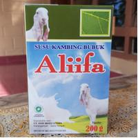 Susu Kambing ALIIFA 200 gr