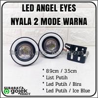 Super Lamp LED - ANGEL EYES - Foglamp Universal by LED