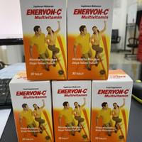 Multivitamin Enervon C 30 tablet