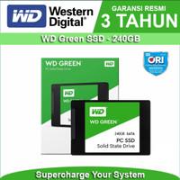SSD 240 GB WD GREEN GARANSI RESMI