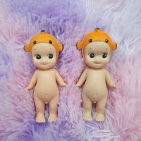Sonny Angel Marine Series Collectible Toys (Nemo / Clownfish)