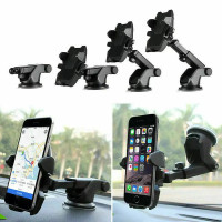 Universal Phone Holder Mobil Suction Cup Dashboard Smartphone Stand