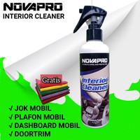 Pembersih jok mobil ORIGINAL novapro interior cleaner