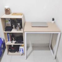 Meja Kerja / Meja Belajar Murah / Meja Kantor / Meja Murah Minimalis