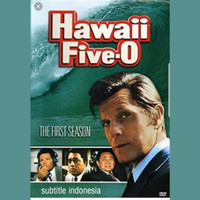 Film DvD Seri Hawaii Five O First Season