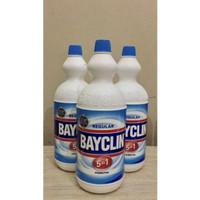 Bayclin 1 liter (Reguler/Fresh/Lemon)