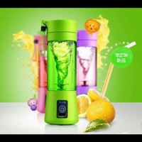 USB BLENDER JUICE PORTABLE - BLENDER BUAH MURAH - SHAKE N GO
