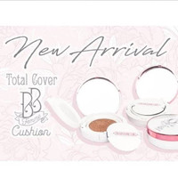 MADAME GIE Total Cover BB Cushion