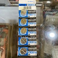 Baterai maxell cr2016 battery CR 2016 jam tangan murah 3.0