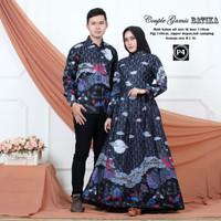 couple pasangan batik motif mana mendung