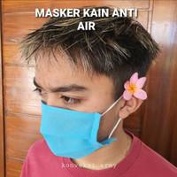 masker kain anti air