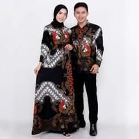 Couple pasangan batik rambut motif adipati
