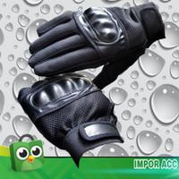 Sarung Tangan Kulit Pengendara Motor Sarung Tangan