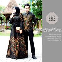 couple pasangan batik pekalongan motif sultan