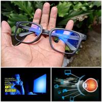 kacamata BC anti radiasi blue Ray/gamers/komputer/laptop/hp