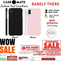 Original Casemate Barely There Collection Case iPhone XR