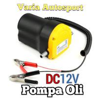 Pompa Sedot Oli 12V DC QQ Mobil Motor
