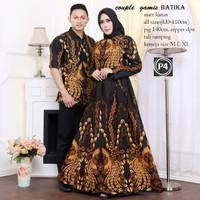 couple batik pasangan motif merpati rantai