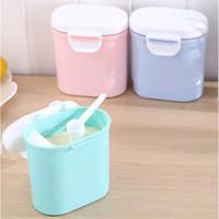 (Plus buble)8821 Large Tempat/Kotak penyimpanan susu bubuk