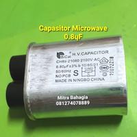 Kapasitor microwave 0.8ŲF 2100VAC Original Asli