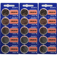 Battery sony 2016 CR2016 baterai jam tangan bagus
