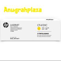 TONER PRINTER HP LASERJET 412XC YELLOW-CF412XC ORIGINAL 100%