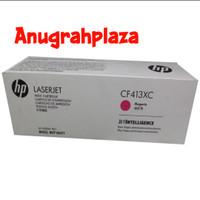 TONER PRINTER HP LASERJET 413XC MAGENTA -CF413XC ORIGINAL 100%