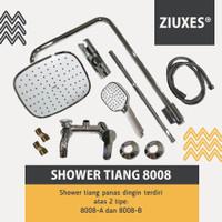 Shower Tiang Set / Hand Shower / Kran Panas Dingin Kamar Mandi Ziuxes