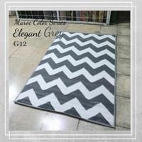 Karpet Permadani BCF GREY Elegance 2019 uk 100 x 150