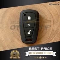 Sarung remote / kondom silicon / sarung kunci agya ayla alarm Sk013