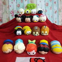 Squishy Licensed Disney Tsum Tsum Cute Character by HKW&JVN