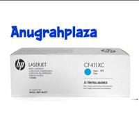 TONER PRINTER HP LASERJET 411XC CYAN- CF411XC ORIGINAL 100%