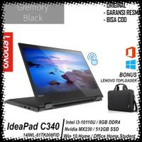 Laptop Lenovo IdeaPad C340 14 i3-10110U RAM 8GB 512GB SSD 81TK008MID