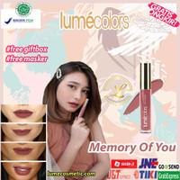 LUMECOLORS VELVET LIPCOAT - MEMORY OF YOU