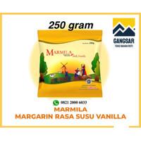 Marmila mentega margarin 250gr Blue Band