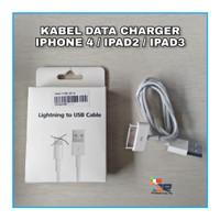 KABEL DATA CHARGER IPHONE 4 / IPAD 2 / IPAD 3
