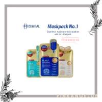 MediHeal Hydro Nude Gel Mask Sheet Premium Series - N.M.F