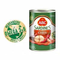 sarden ikan ABC 425 gr