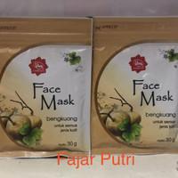 Viva Face Mask Bengkuang 30g